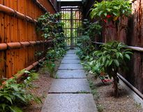 Trajeto de Gion fotografia de stock royalty free