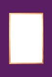 trajeto de grampeamento da Boletim-placa Imagem de Stock