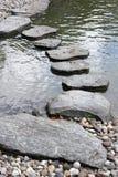 Trajeto de pedra Fotos de Stock