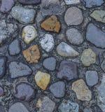 Trajeto de pedra que conduz a uma guerra civil histórica Fort3 Imagem de Stock Royalty Free