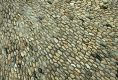Trajeto do Cobblestone Fotografia de Stock Royalty Free