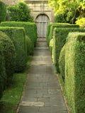 Trajeto do jardim Fotografia de Stock Royalty Free
