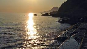 Trajeto solar Foto de Stock Royalty Free
