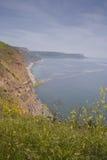 Trajeto sul da costa oeste fotografia de stock royalty free
