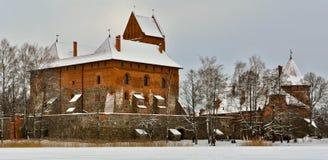 Traka Castle Royalty Free Stock Image