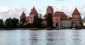 Trakai, Литва Стоковая Фотография RF