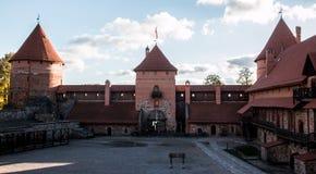 Trakai, Литва Стоковая Фотография