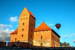 Trakai, Литва Стоковое фото RF