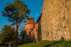 Trakai, Литва Стоковые Фотографии RF