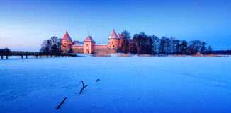 Trakai Royalty Free Stock Photography