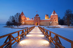 Trakai. Stock Photography