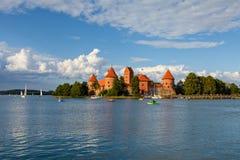 Trakai Fotografía de archivo