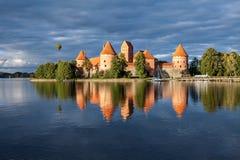 Trakai fotografia de stock royalty free