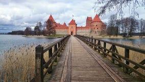 Trakai Stock Foto