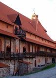 Trakai Castle Stock Image