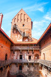 Trakai castle, Lithuania Stock Image