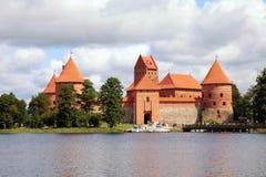 Trakai Castle Royalty Free Stock Photo