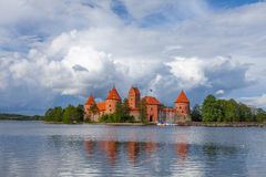 Trakai Royalty Free Stock Image