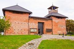 Trakai history museum Royalty Free Stock Photography