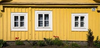 Trakai House I Royalty Free Stock Images