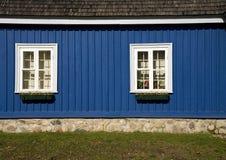 Trakai House II Royalty Free Stock Images