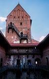 Trakai, Lithuania Zdjęcia Royalty Free