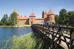Trakai Royalty Free Stock Photo