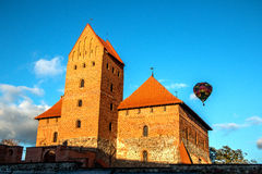 Trakai, Lithuania. Trakai . The most beatifull place in Lithuania Royalty Free Stock Photo