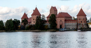 Trakai, Lithuanie Photographie stock libre de droits