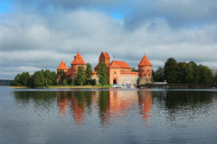 Trakai Royalty Free Stock Image