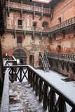 Trakai Schloss Lizenzfreie Stockfotos