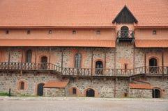 Trakai Schloss Stockfoto