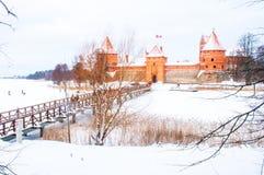 Trakai, Vilnius, Lithuania zdjęcie royalty free