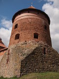 Trakai wyspy kasztel (Lithuania) Zdjęcie Royalty Free