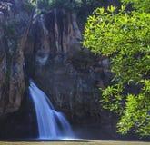 Trakan Wasserfall des Chats Lizenzfreies Stockfoto