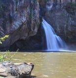 Trakan Wasserfall des Chats Stockfotos