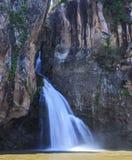 Trakan Wasserfall des Chats Lizenzfreie Stockbilder