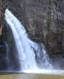 Trakan Wasserfall des Chats Stockfotografie