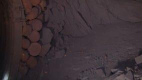 Traken w kopalni zbiory