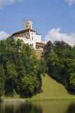 TrakoÅ ¡ Ä ‡ een mooi kasteel Royalty-vrije Stock Foto's