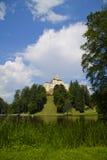TrakoÅ ¡ Ä ‡ een mooi kasteel Stock Fotografie