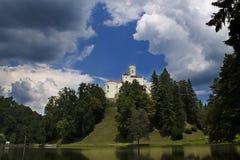 TrakoÅ ¡ Ä ‡ een mooi kasteel Royalty-vrije Stock Afbeelding