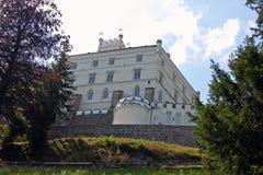 Trakoscan, kasteel stock fotografie