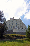 Trakoscan, kasteel in Kroatië royalty-vrije stock afbeelding