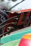 traktor和细节 库存照片