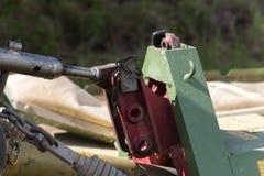 traktor和细节 库存图片
