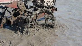 traktor stock footage