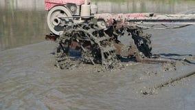 traktor stock video footage