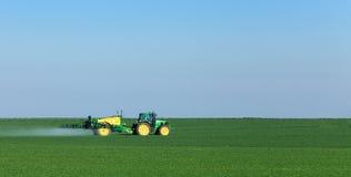 Traktor Lizenzfreies Stockfoto