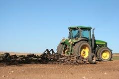 traktor 37 Royaltyfri Fotografi